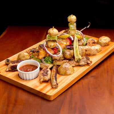 Turkish Serbian BBQ